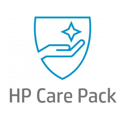 HP Asist. 2 años, recog. y devol., sólo portátiles