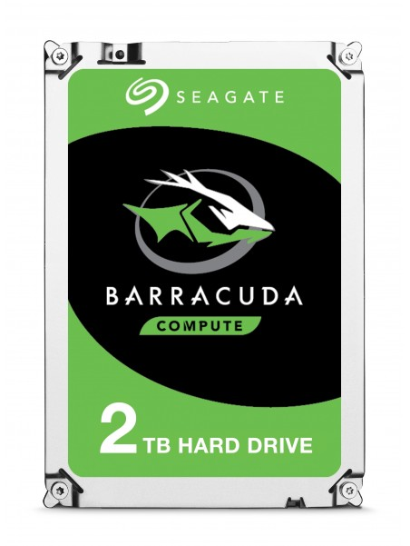 "Seagate Barracuda ST2000DM008 disco duro interno 3.5"" 2000 GB Serial ATA III"