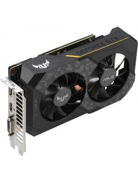 ASUS TUF-GTX1660-O6G-GAMING NVIDIA GeForce GTX 1660 6 GB GDDR5