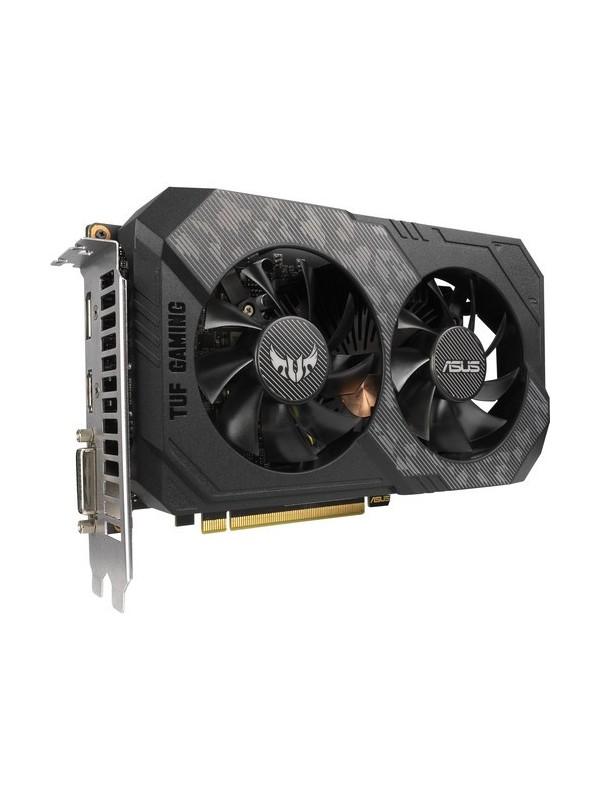 ASUS TUF-GTX1660-O6G-GAMING NVIDIA GeForce GTX 1660 6 GB GDDR5