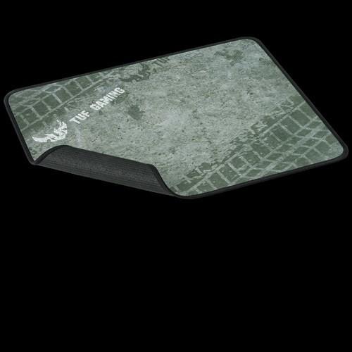 ASUS TUF Gaming P3 Negro, Verde, Gris Alfombrilla de ratón para juegos