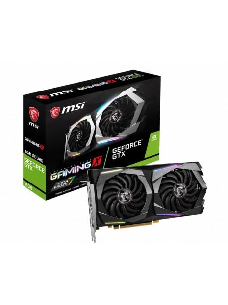 MSI 912-V379-009 tarjeta gráfica NVIDIA GeForce GTX 1660 6 GB GDDR5