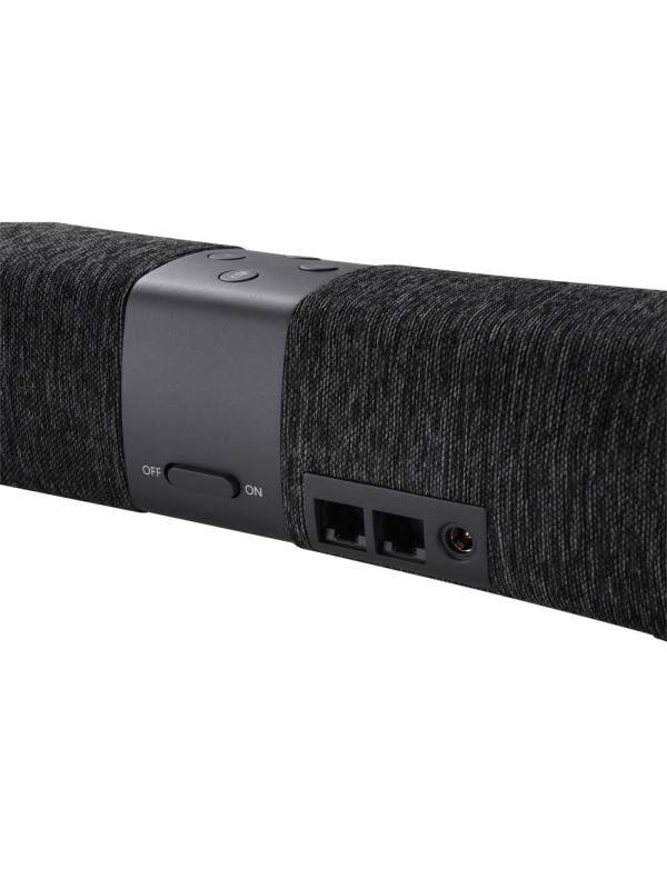 ASUS Lyra Voice AC2200 router inalámbrico Tribanda (2,4 GHz 5 GHz 5 GHz) Gigabit Ethernet Negro