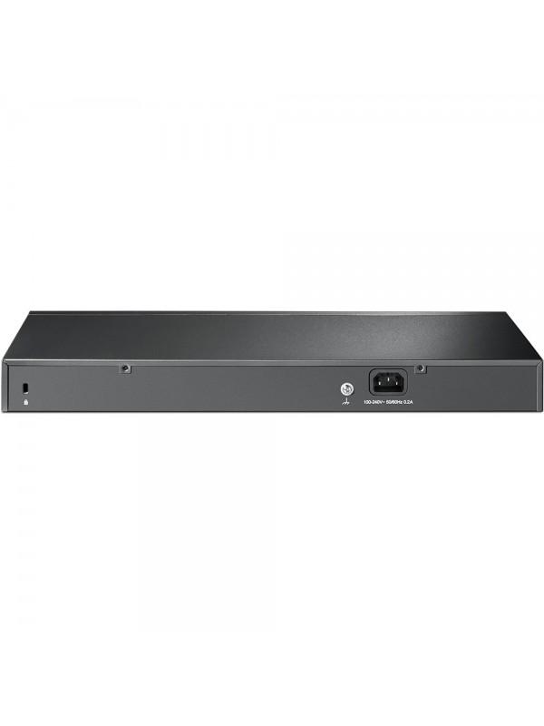 TP-LINK TL-ER5120 router Ethernet rápido, Gigabit Ethernet Negro