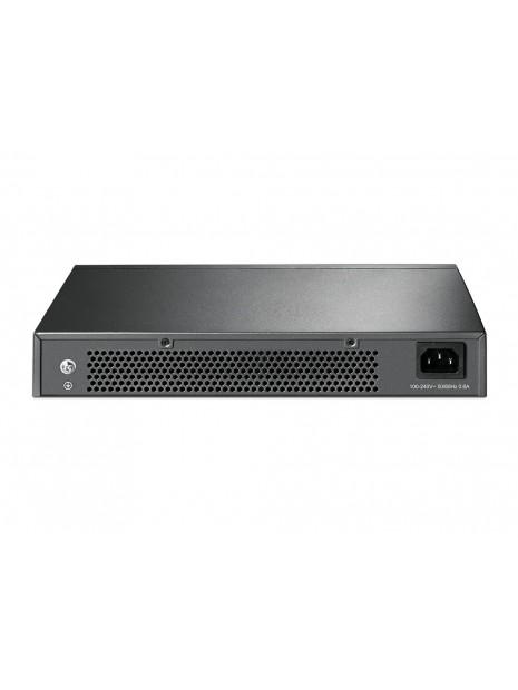 TP-LINK TL-SG1024DE switch Gestionado L2 Gigabit Ethernet (10 100 1000) Negro