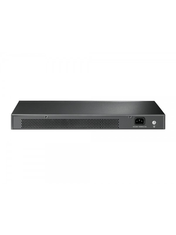 TP-LINK TL-SG1024 switch Gestionado L2 Gigabit Ethernet (10 100 1000) Negro