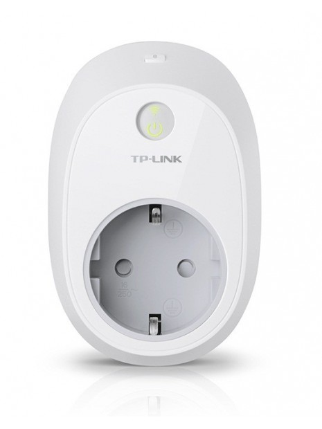 TP-LINK HS100 enchufe inteligente Blanco