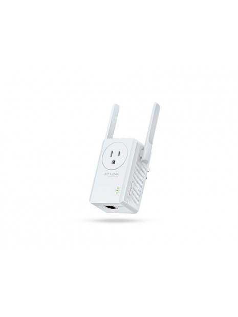TP-LINK TL-WA860RE adaptador de red powerline 300 Mbit s Ethernet Wifi Blanco 1 pieza(s)