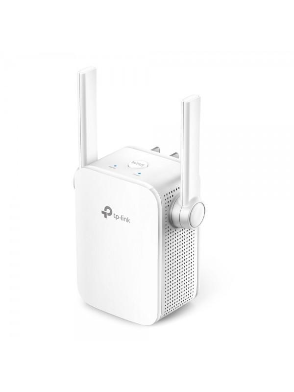 TP-LINK TL-WA855RE ampliador de red Transmisor y receptor de red 10,100 Mbit s Blanco