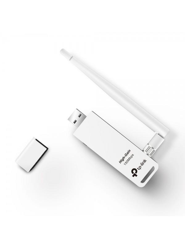 TP-LINK TL-WN722N adaptador y tarjeta de red WLAN 150 Mbit s