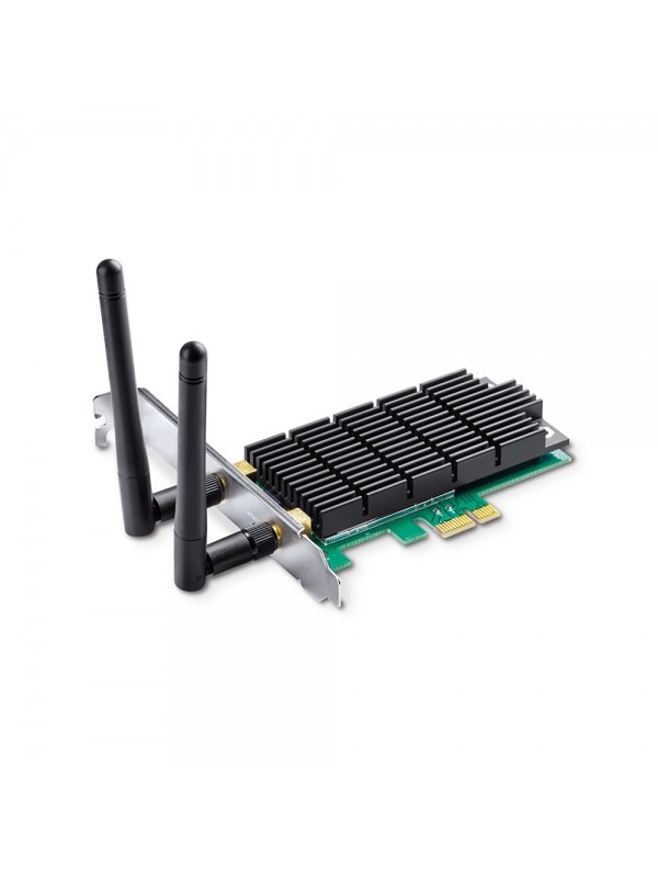 TP-LINK AC1300 Wireless Dual Band PCI Express Adapter WLAN 867 Mbit s Interno