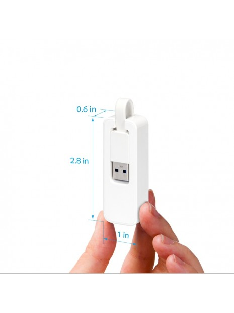 TP-LINK UE200 adaptador y tarjeta de red Ethernet 100 Mbit s