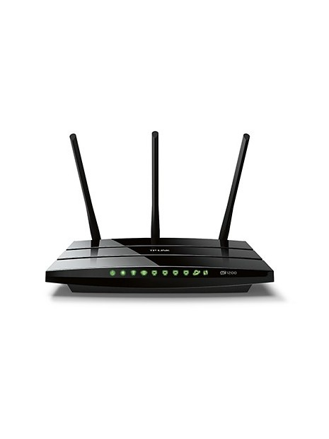 TP-LINK Archer C5 router inalámbrico Doble banda (2,4 GHz   5 GHz) Gigabit Ethernet
