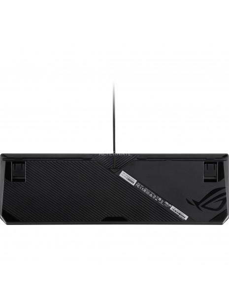 ASUS ROG Strix Scope teclado USB QWERTY Español Negro