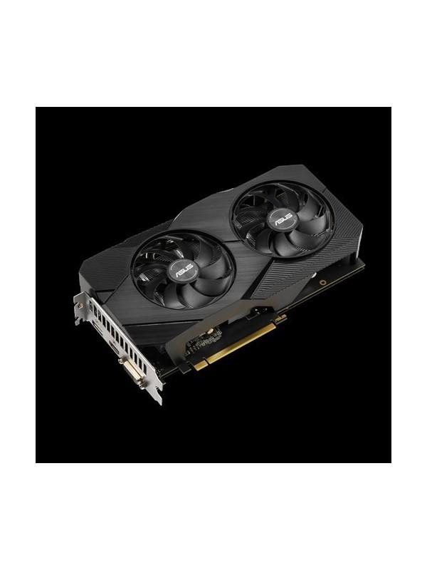 ASUS Dual -GTX1660-O6G EVO NVIDIA GeForce GTX 1660 6 GB GDDR5