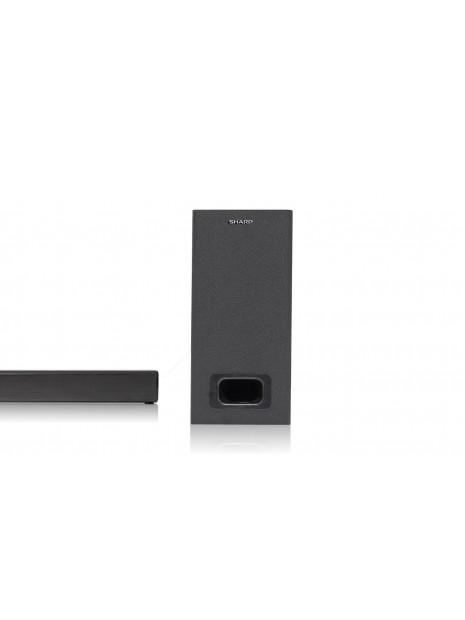 Sharp HT-SBW110 altavoz soundbar 2.1 canales 180 W Negro