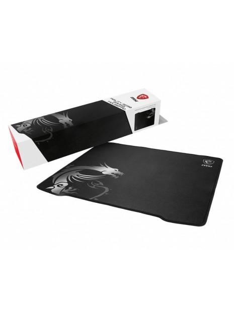 MSI Agility GD30 Negro, Blanco Alfombrilla de ratón para juegos