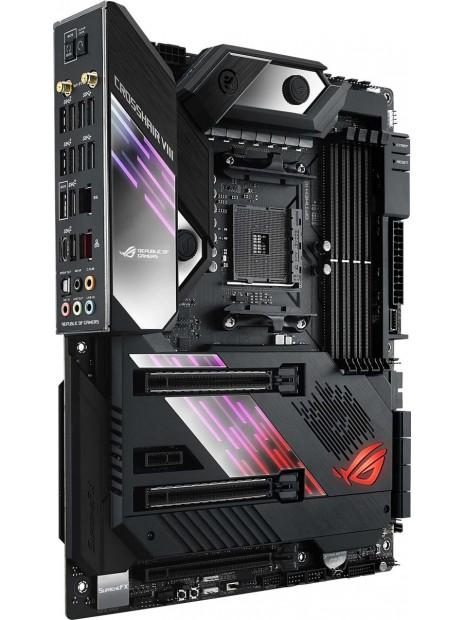 ASUS ROG Crosshair VIII Formula Zócalo AM4 ATX AMD X570