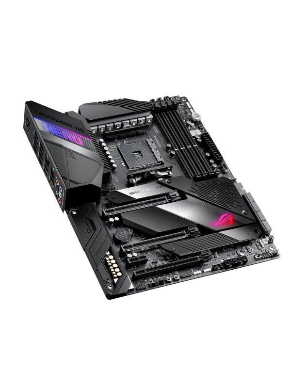 ASUS ROG Crosshair VIII Hero Zócalo AM4 ATX AMD X570