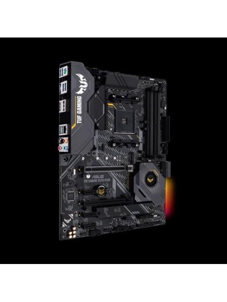 ASUS TUF Gaming X570-Plus Zócalo AM4 ATX AMD X570