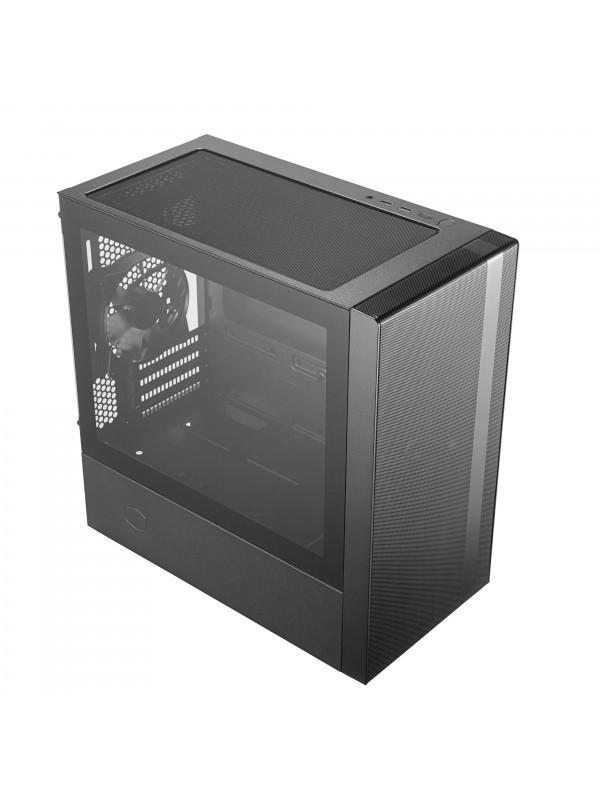 Cooler Master MasterBox NR400 Mini Tower Negro
