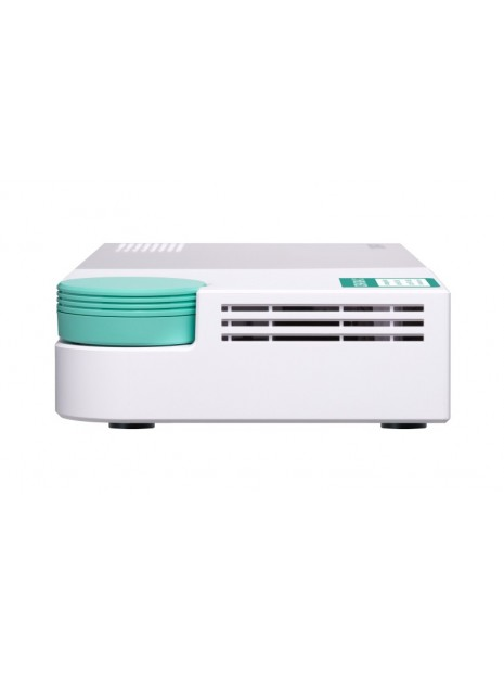 QNAP QSW-308-1C switch No administrado Gigabit Ethernet (10 100 1000) Blanco