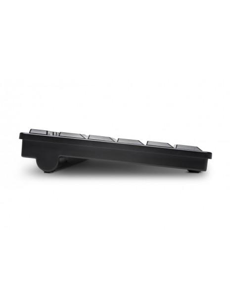 Kensington Conjunto de ratón y teclado inalámbricos de perfil bajo Pro Fit®