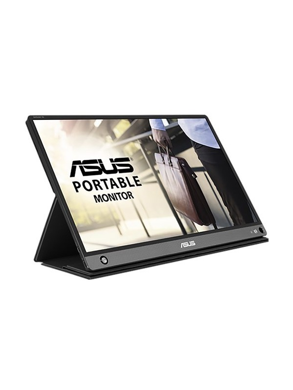 "ASUS ZenScreen MB16AHP 39,6 cm (15.6"") 1920 x 1080 Pixeles Full HD LED Negro"