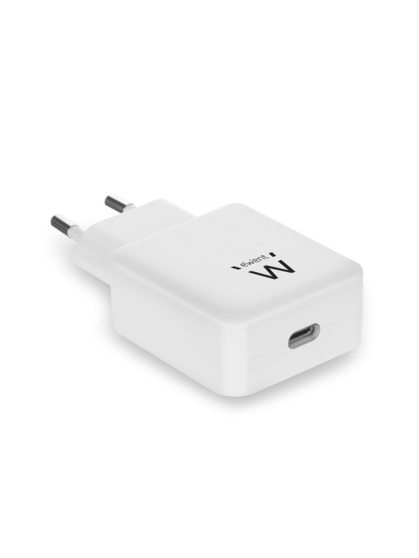 Ewent EW1315 cargador de dispositivo móvil Interior Blanco