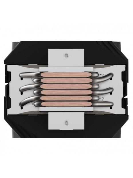 Gigabyte ATC800 Procesador Disipador térmico 12 cm Negro
