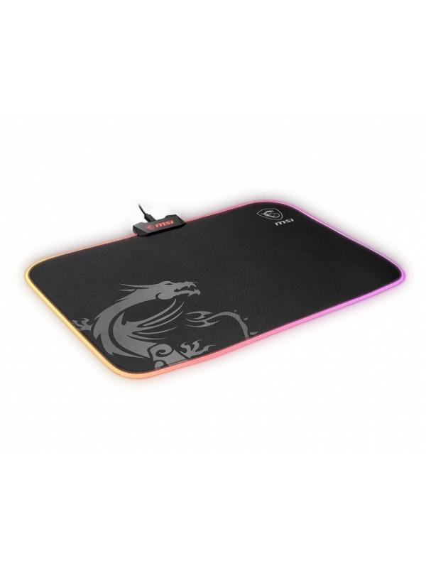 MSI AGILITY GD60 Negro, Gris Alfombrilla de ratón para juegos