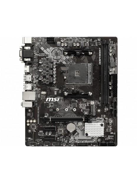 MSI B450M PRO-M2 MAX Zócalo AM4 Micro ATX AMD B450
