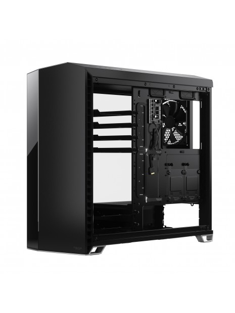 Fractal Design Vector RS Tempered Glass Tower Negro, Transparente