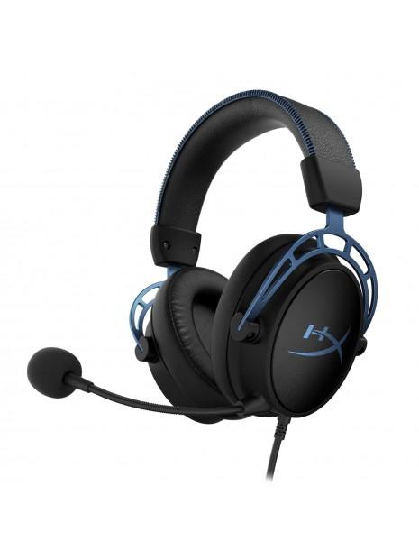 HyperX Cloud Alpha S Auriculares Diadema Negro, Azul