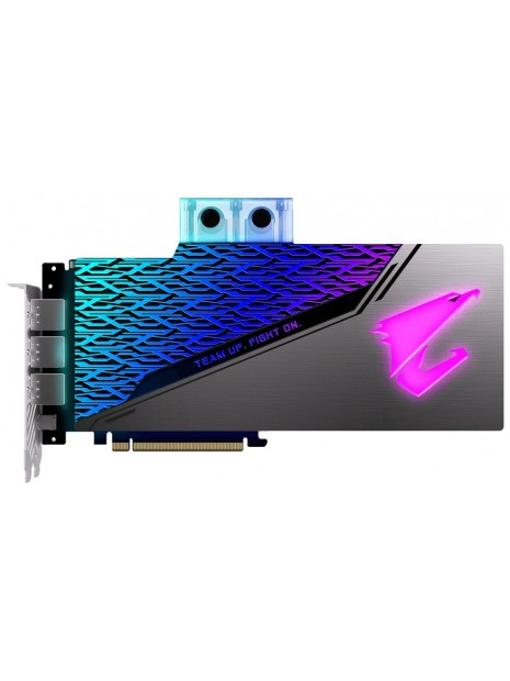 Gigabyte AORUS GeForce RTX 2080 SUPER WATERFORCE WB 8G NVIDIA 8 GB GDDR6