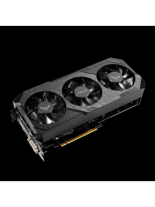 ASUS TUF Gaming TUF-3-GTX1660S-O6G-GAMING NVIDIA GeForce GTX 1660 SUPER 6 GB GDDR6