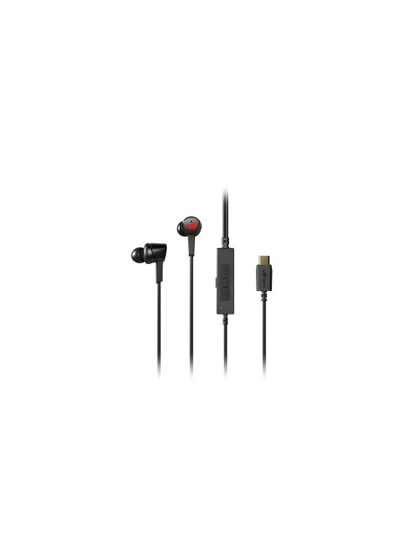 ASUS ROG CETRA Auriculares Dentro de oído Negro