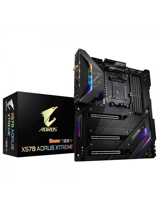 Gigabyte X570 AORUS XTREME (rev. 1.0) Zócalo AM4 ATX extendida AMD X570