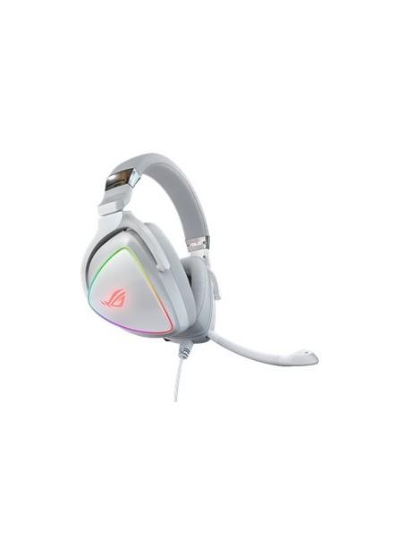 ASUS ROG Delta White Edition Auriculares Diadema Blanco