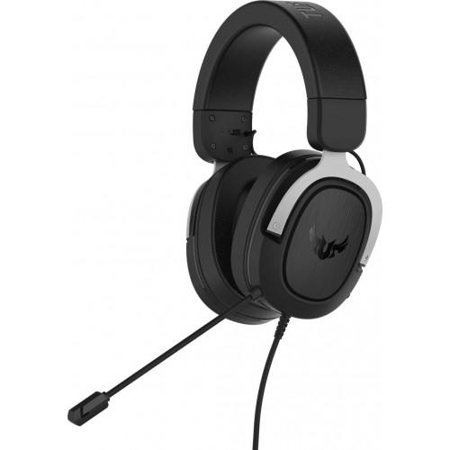 ASUS TUF Gaming H3 Auriculares Diadema Negro, Gris