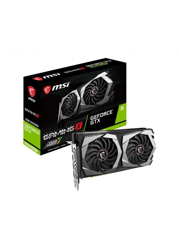MSI GeForce GTX 1650 SUPER GAMING X NVIDIA 4 GB GDDR6