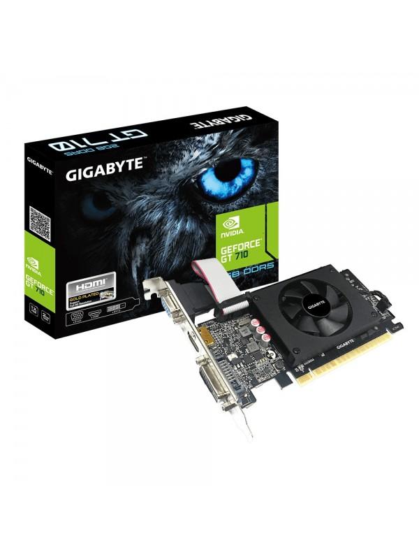 Gigabyte GV-N710D5-2GIL tarjeta gráfica NVIDIA GeForce GT 710 2 GB GDDR5