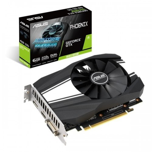 ASUS 90YV0DT1-M0NA00 tarjeta gráfica NVIDIA GeForce GTX 1660 SUPER 6 GB GDDR6
