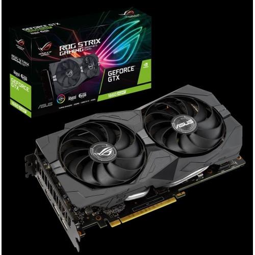 ASUS ROG GTX1660S-A6G-GAMING NVIDIA GeForce GTX 1660 SUPER 6 GB GDDR6