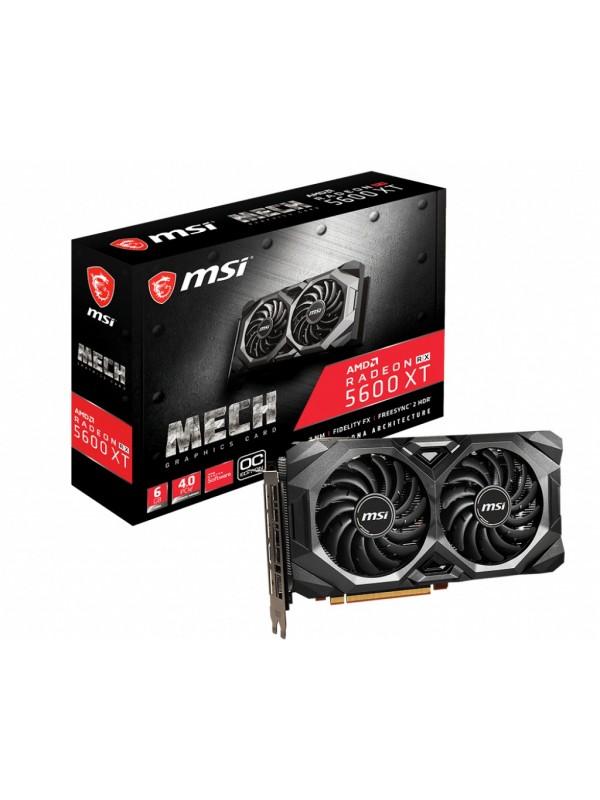 MSI RADEON RX 5600 XT MECH OC tarjeta gráfica AMD 6 GB GDDR6