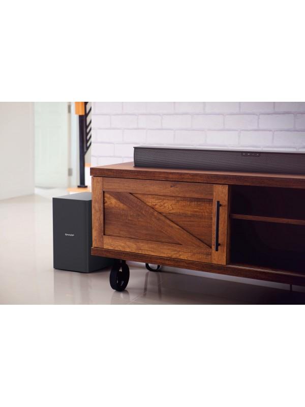 Sharp HT-SBW182 altavoz soundbar 2.1 canales 160 W Negro