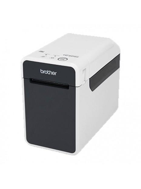 Brother TD-2120N impresora de etiquetas Térmica directa 203 x 203 DPI Alámbrico