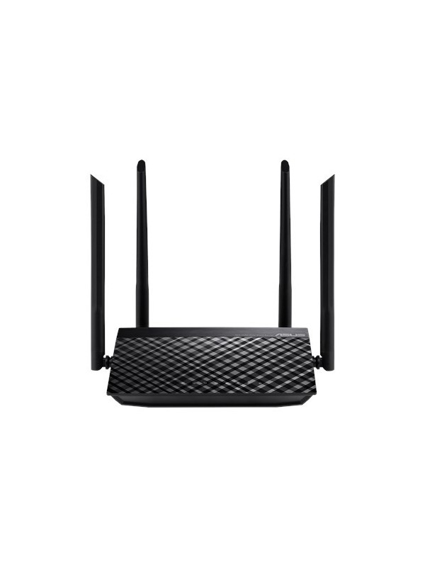 ASUS RT-AC1200 v.2 router Ethernet rápido Negro