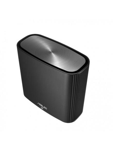 ASUS ZenWiFi AC (CT8) router inalámbrico Tribanda (2,4 GHz 5 GHz 5 GHz) Gigabit Ethernet Negro