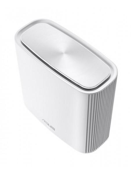 ASUS ZenWiFi AC (CT8) router inalámbrico Tribanda (2,4 GHz 5 GHz 5 GHz) Gigabit Ethernet Blanco